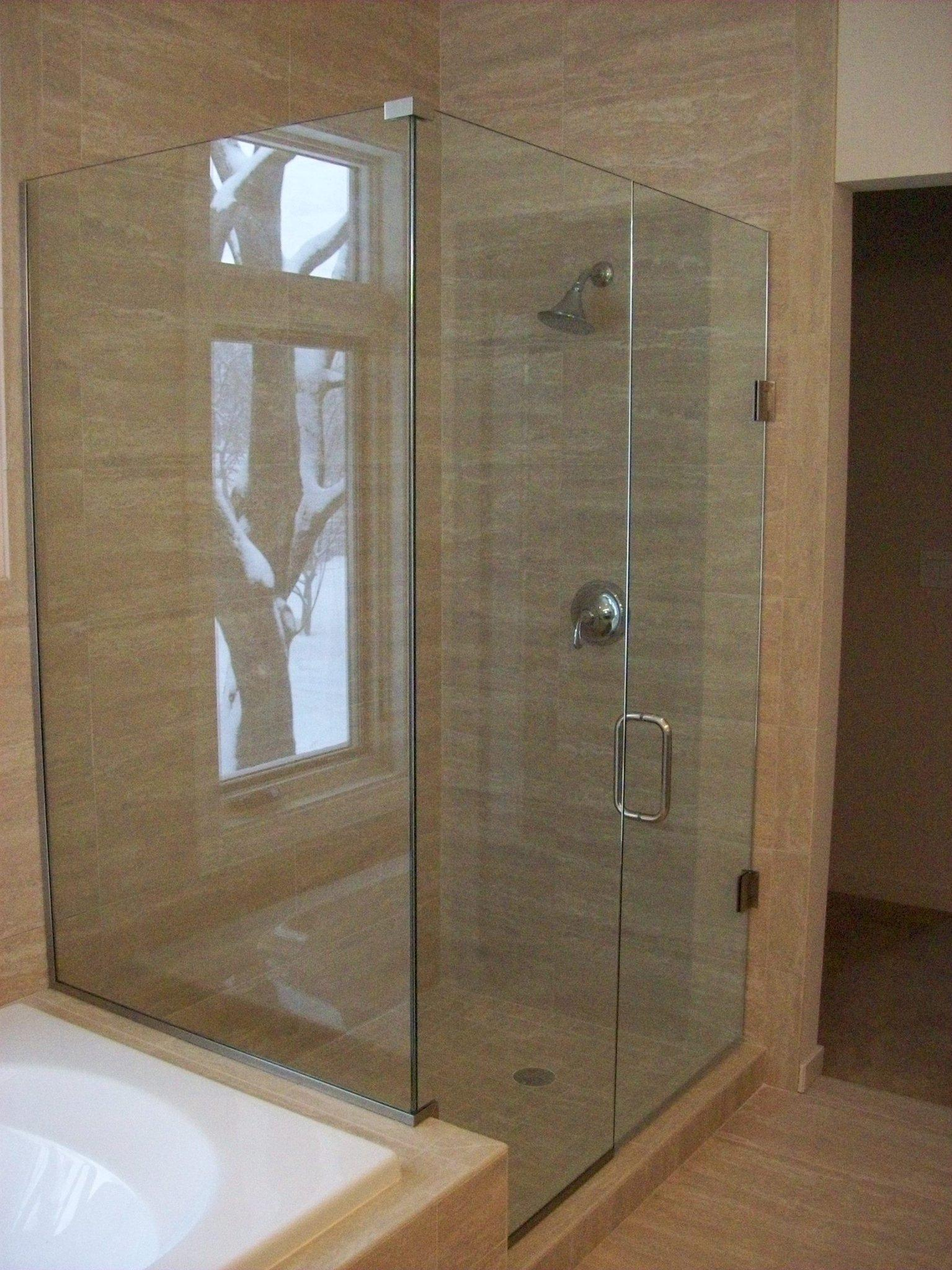 Shower Doors | Midland Glass